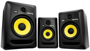 KRK Studio Speakers