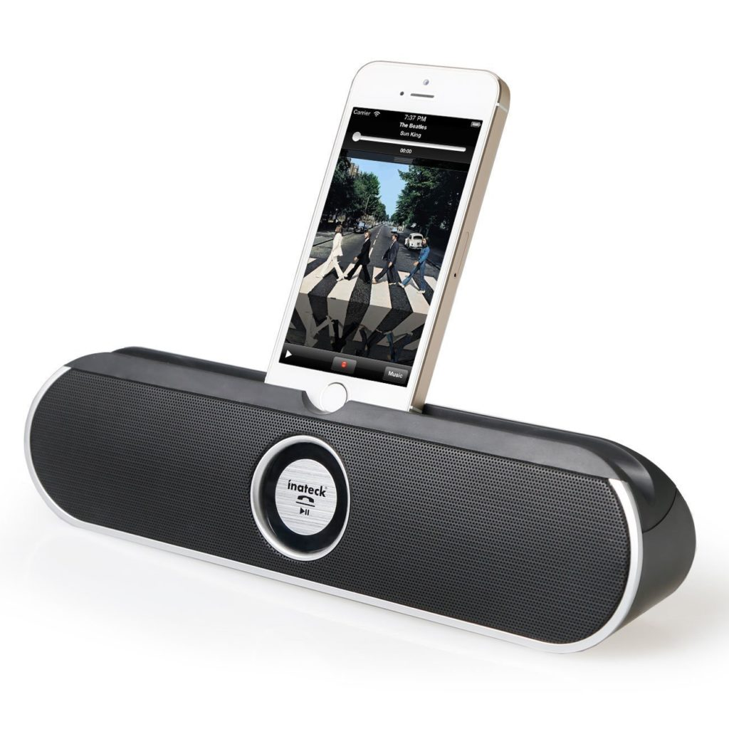 what is a speaker dock audio docking station explained. Black Bedroom Furniture Sets. Home Design Ideas